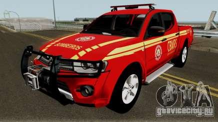 Mitsubishi L200 GBS для GTA San Andreas