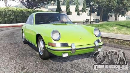 Porsche 911 (901) 1964 [replace] для GTA 5
