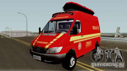 Mercedes-Benz Sprinter CBMRS для GTA San Andreas