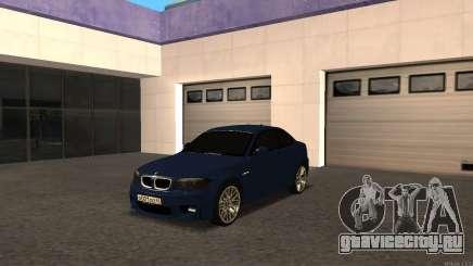 BMW M1 Stock для GTA San Andreas