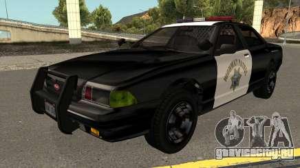 Vapid Stainer SAHP Police GTA V для GTA San Andreas