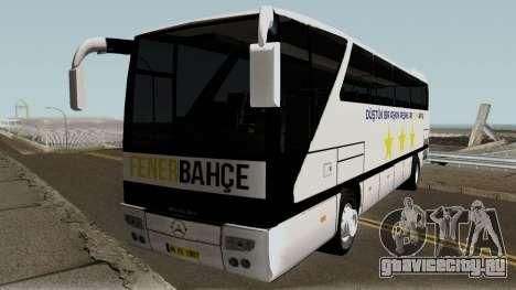 Mercedes-Benz Fenerbahce Takim Otobusu для GTA San Andreas