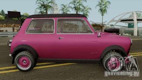 Weeny Issi Classic GTA V IVF для GTA San Andreas