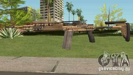 M14 EBR Skin для GTA San Andreas