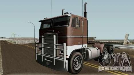 Jobuilt Hauler & Terminator 2 GTA V для GTA San Andreas