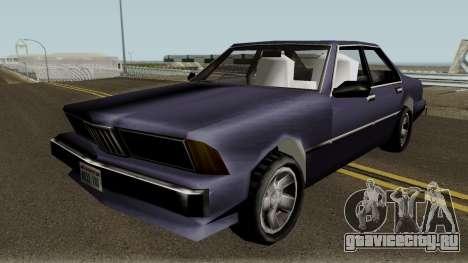 New Sentinel IVF для GTA San Andreas