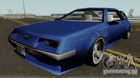 New Cadrona для GTA San Andreas