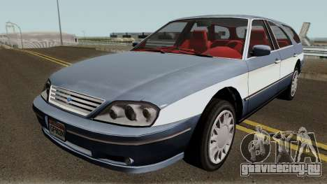 Ford Taurus Wagon 2003 для GTA San Andreas