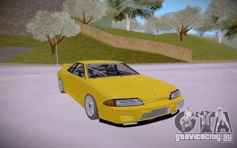 Nissan Skyline GTR R32 LOW для GTA San Andreas
