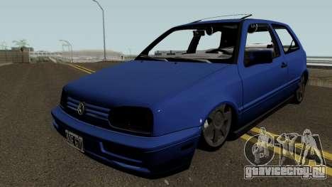 Volkswagen Gol G3 для GTA San Andreas
