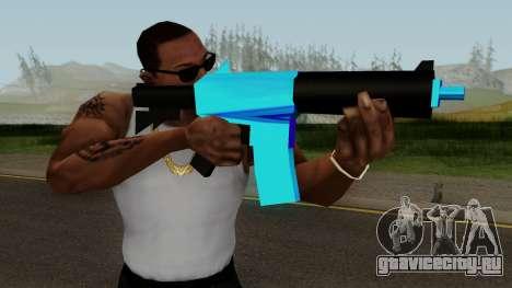 M4 Blue для GTA San Andreas