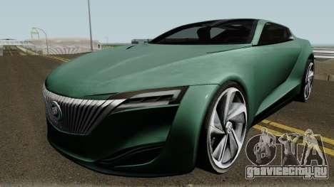 Buick Riviera Concept 2013 для GTA San Andreas