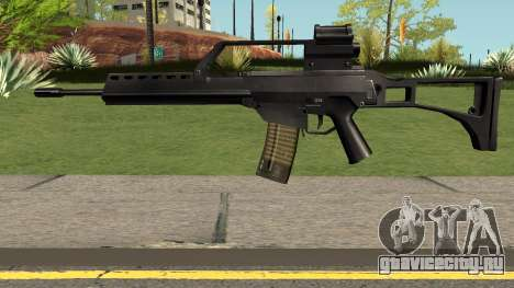 G36KV Assault Rifle для GTA San Andreas