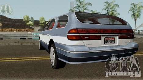 Ford Taurus Wagon 2003 для GTA San Andreas