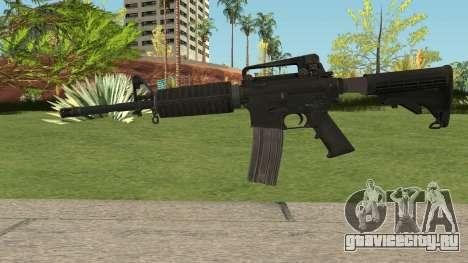M4A1 Escape From Tarkov для GTA San Andreas