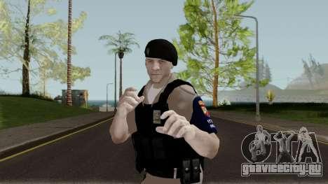 Skin PATAMO для GTA San Andreas