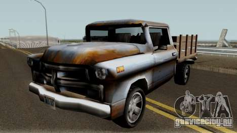 New Walton IVF для GTA San Andreas