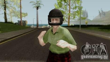 Grandma PUBG для GTA San Andreas