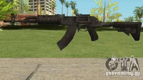 COD-MW3 AK-47 для GTA San Andreas