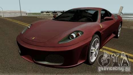 Ferrari F430 2004 для GTA San Andreas