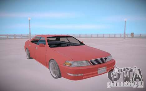 Toyota Mark II Sedan для GTA San Andreas