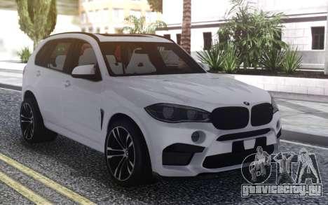 BMW X5M Offroad для GTA San Andreas