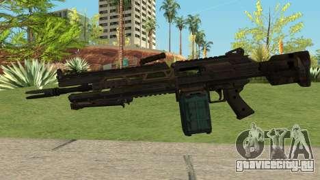 Call of Duty Black Ops 3: 48 Dredge для GTA San Andreas