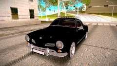 Volkswagen Karmann Ghia Coupe для GTA San Andreas