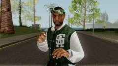 Grove Street Member GTA V для GTA San Andreas