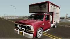 Ford F100 HQ для GTA San Andreas