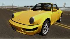 Porsche 911 Carrera 4 (964) (US-Spec) 1989 для GTA San Andreas