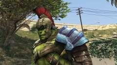 Hulk Ragnarok 1.0 для GTA 5
