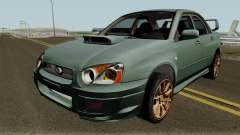 Subaru Impreza WRX STI 2004 Stock
