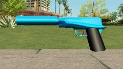 Silenced Blue для GTA San Andreas