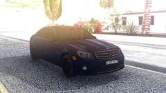Mercedes-Benz S63 Sedan для GTA San Andreas