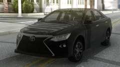 Toyota Camry V55 2017 Sport Design для GTA San Andreas