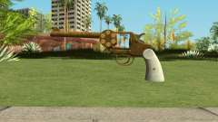 Double Action Revolver GTA 5 для GTA San Andreas