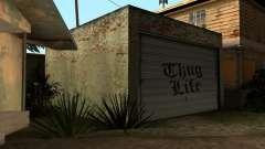 New Garage для GTA San Andreas