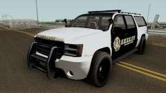 Police Granger GTA 5 для GTA San Andreas