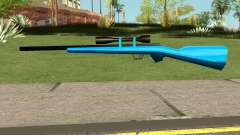Sniper Rifle Blue
