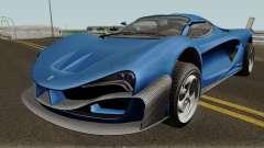 Grotti Turismo RX GTA V IVF для GTA San Andreas