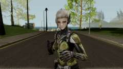 Ghost in the Shell (Reiko Camo) для GTA San Andreas