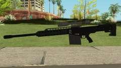 Heavy Sniper GTA 5 для GTA San Andreas