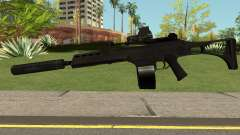 G36C Black для GTA San Andreas