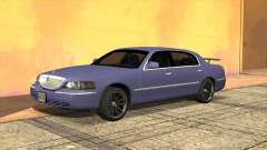 Licoln Town Car L Signature для GTA San Andreas
