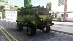 УАЗ 452 Внедорожник для GTA San Andreas