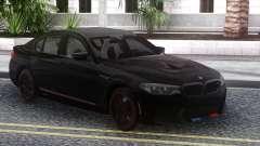 BMW M5 F90 Black для GTA San Andreas