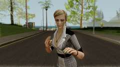 Tracy from Batman Arkham City для GTA San Andreas