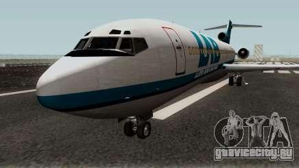 Boeing 727-200WL для GTA San Andreas