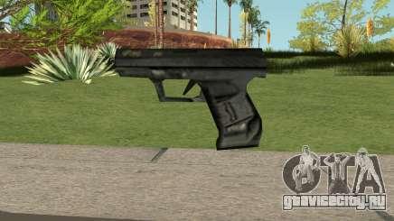 Walther P99 для GTA San Andreas